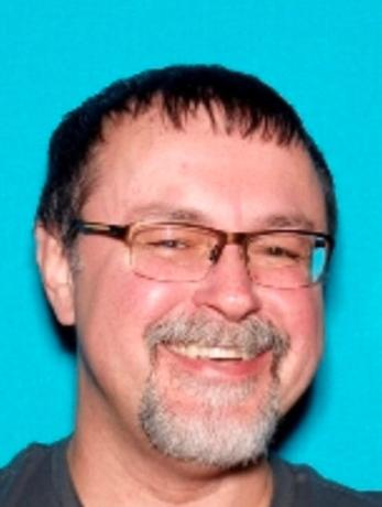 Tad Cummins, a former high school teacher accused of luring a 15-year-old student into his car outside of a restaurant and disappearing with the girl, is pictured in this police handout photo. Maury County Sheriff's Office/Handout via REUTERS