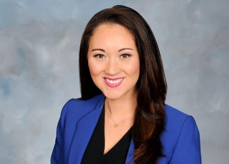 U.S. Representative Beth Fukumoto is shown in this undated handout photo in Honolulu, Hawaii, U.S., provided March 22, 2017.  Courtesy of Hawaii State Capitol/Handout via REUTERS