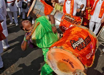 Celebrating Gudi Padwa