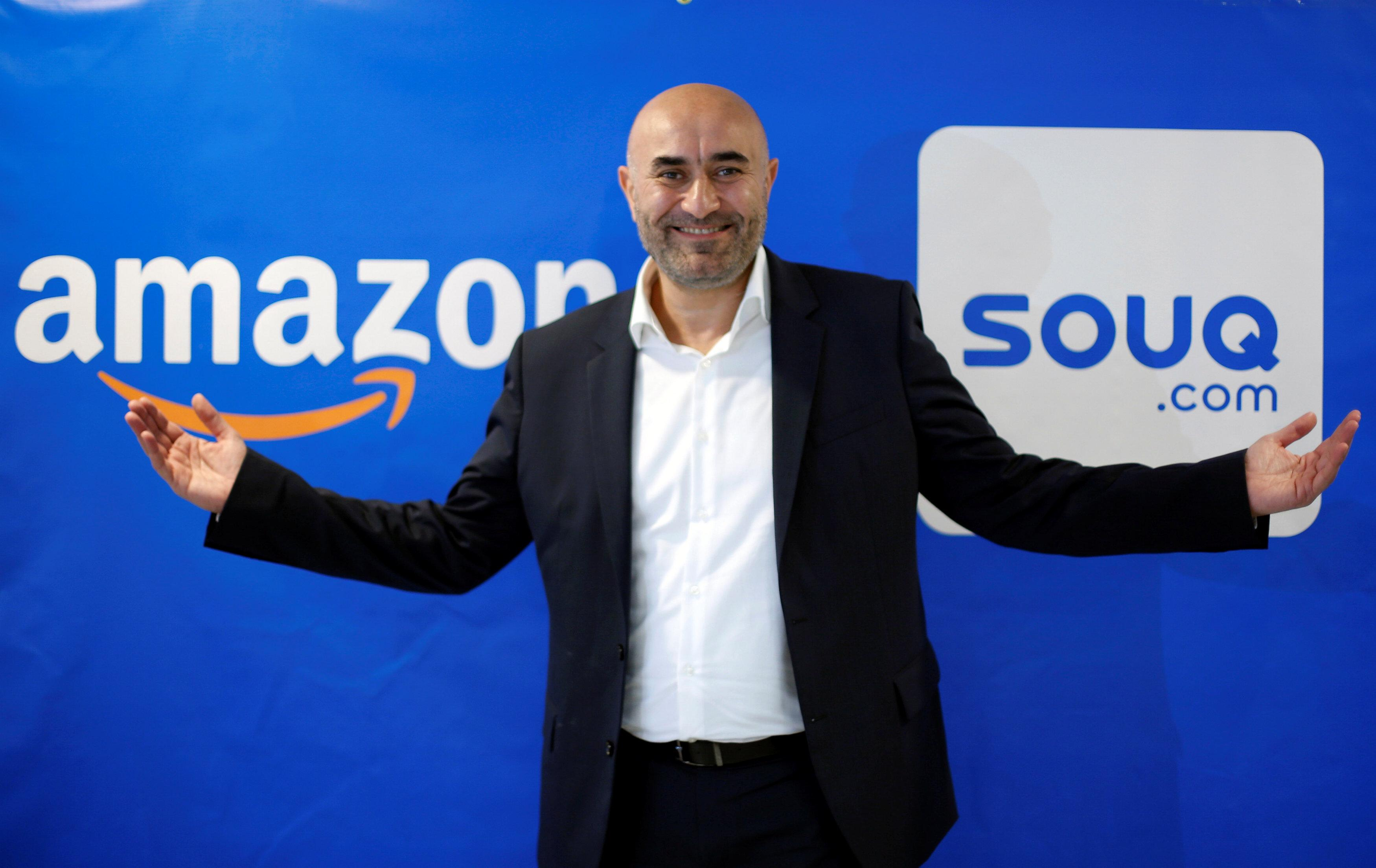 Amazon clinches deal to buy Middle East online retailer Souq