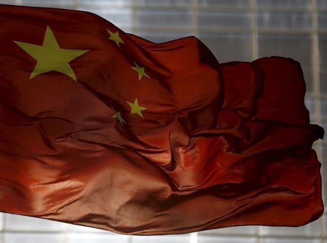 3月29日、中国の台湾政策を担当する国務院台湾事務弁公室の馬暁光報道官は定例会見で、台湾の男性を国家の安全を脅かした疑いで拘束し、捜査していることを明らかにした。写真は北京で2015年10月撮影(2017年 ロイター/Kim Kyung Hoon)