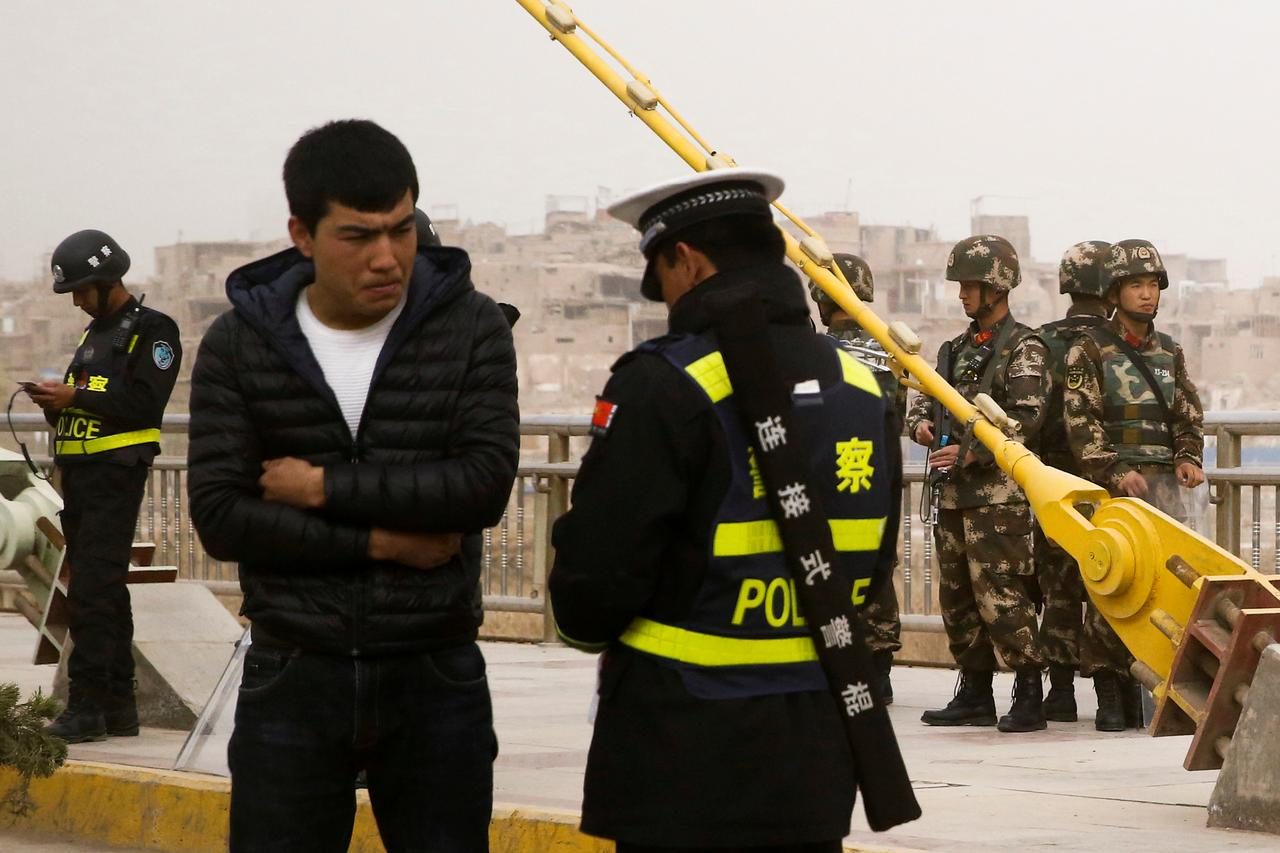 Image result for ccp ruling in china xinjiang