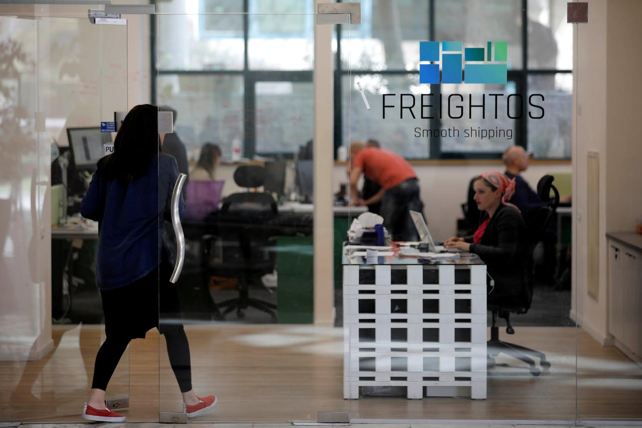 In West Bank, a venture capital fund hunts Palestinian tech