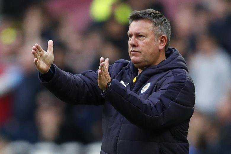 West Ham United v Leicester City - Premier League - London Stadium - 18/3/17 Leicester City manager Craig Shakespeare gestures Reuters / Peter Nicholls Livepic