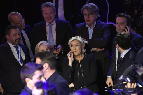 Race to the French presidency