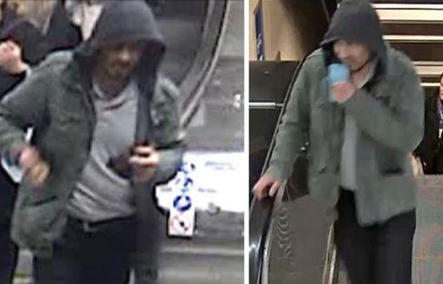 A man who is wanted in connection with the truck incident that killed and injured several people in Stockholm, Sweden, is seen in this handout picture provided by the police and released by TT News Agency, April 7, 2017. REUTERS/Police/Handout/TT News Agency
