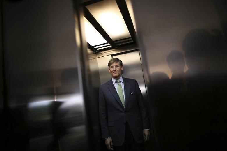 Michael L. Corbat, president of the Citigroup in Brasilia April 9, 2013. REUTERS/Ueslei Marcelino