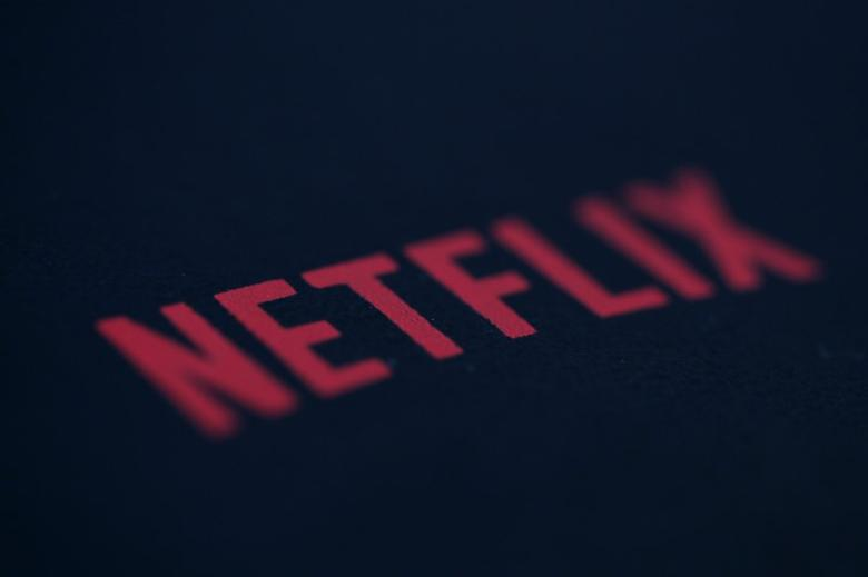 An illustration photo shows the logo of Netflix the American provider of on-demand Internet streaming media in Paris September 15, 2014.  REUTERS/Gonzalo Fuentes