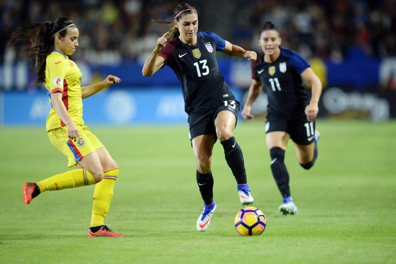 Europe becomes a new destination for American women soccer