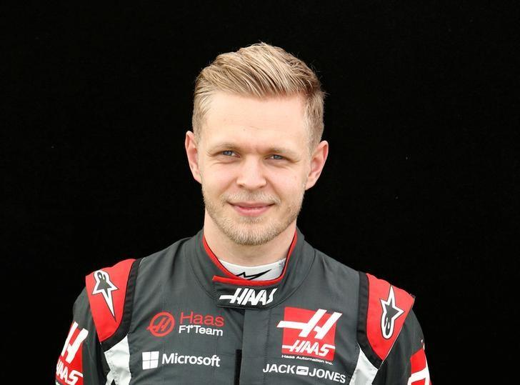 Formula One - F1 - Australian Grand Prix - Melbourne, Australia - 23/03/2017 Haas driver Kevin Magnussen of Denmark poses during the driver portrait session at the first race of the year.     REUTERS/Brandon Malone/files
