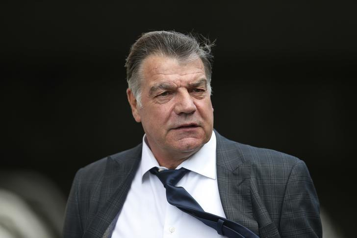 Britain Soccer Football - Crystal Palace v Tottenham Hotspur - Premier League - Selhurst Park - 26/4/17 Crystal Palace manager Sam Allardyce before the match Action Images via Reuters / Matthew Childs Livepic