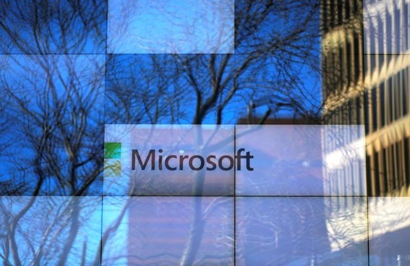 ce0c4ce105a2 Microsoft s quarterly revenue falls short of estimates (1.04 7)