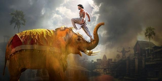 Handout picture from 'Baahubali 2: The Conclusion'