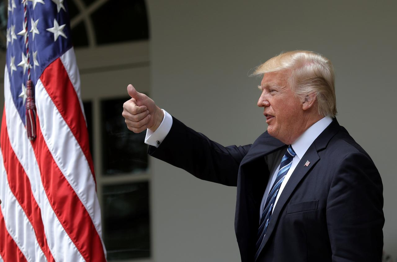 Trump to wade into Middle East politics on first foreign trip