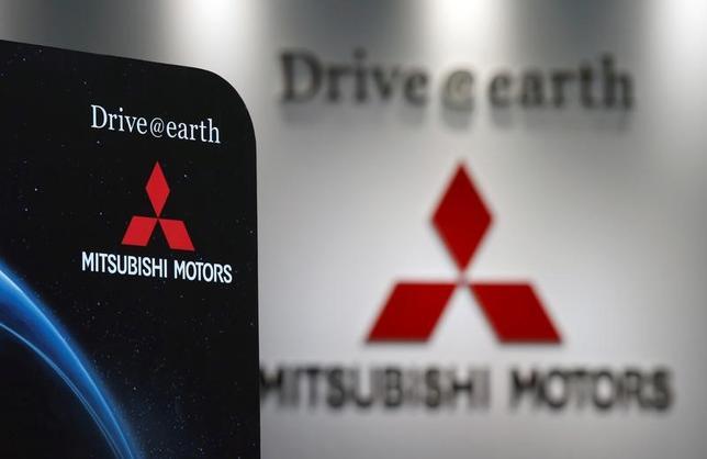 5月9日、三菱自動車は、2018年3月期の連結営業利益が前期比で約13.7倍の700億円になる見通しと発表した。(2017年 ロイター/Toru Hanai)