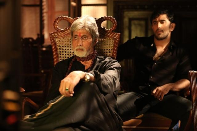 Handout picture from 'Sarkar 3 '