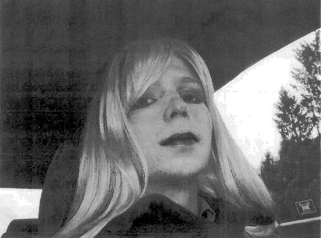 FILE PHOTO - Chelsea Manning is pictured in this 2010 photograph obtained on August 14, 2013.  Courtesy U.S. Army/Handout via REUTERS