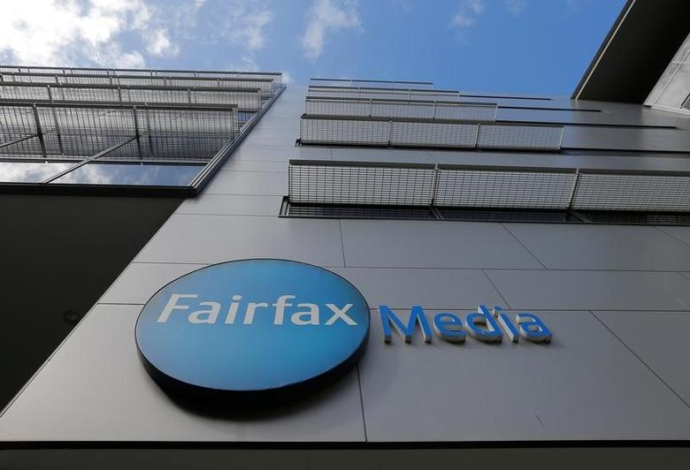 The Fairfax Media headquarters are pictured in Sydney, Australia, May 3, 2017. REUTERS/Jason Reed