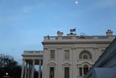 Vista da Casa Branca em Washington  7/2/2017      REUTERS/Jim Bourg