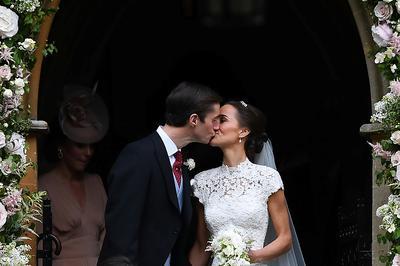 Pippa Middleton marries