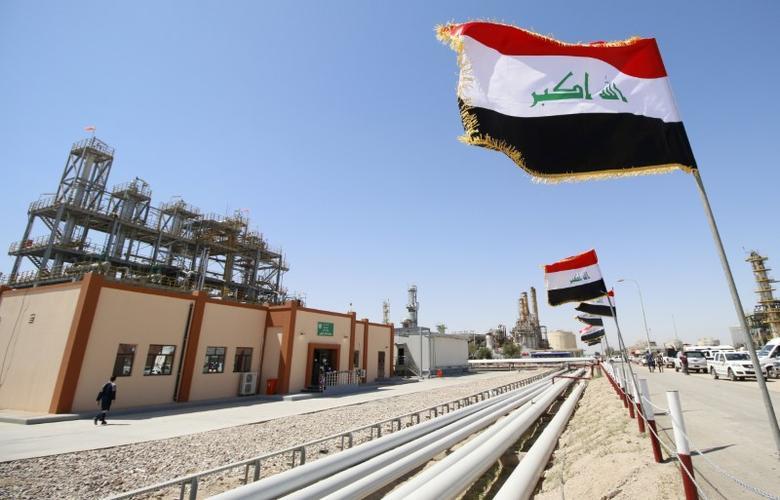 A view shows the al-Shuaiba oil refinery in Basra, Iraq, April 20, 2017. REUTERS/Essam Al-Sudani/Files