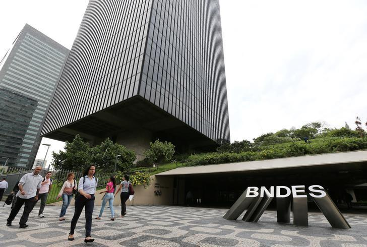 The headquarters of Brazilian Development Bank (BNDES) is pictured in Rio de Janeiro, Brazil, November 22, 2016.  REUTERS/Sergio Moraes