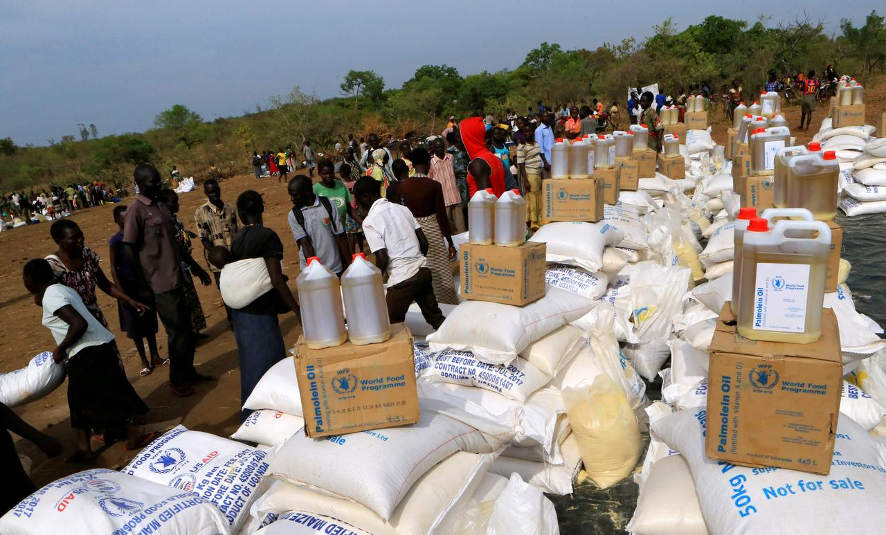 South Sudan refugees scrounge for scraps as rations slashed in ...
