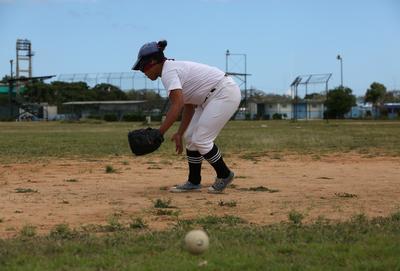 Baseball for the blind in Cuba