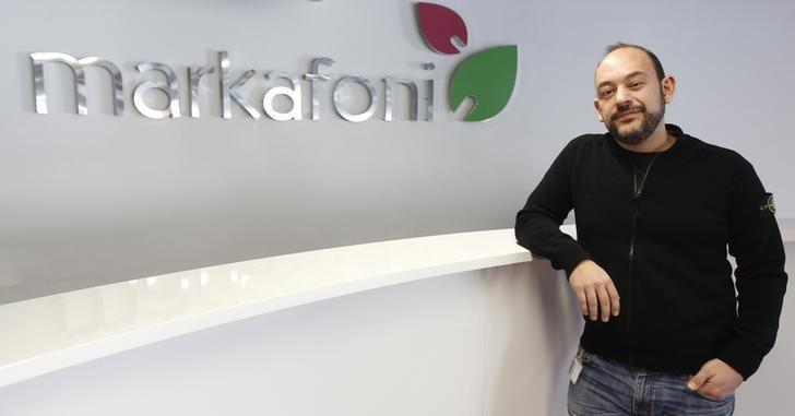 Markafoni Chief Executive Sina Afra poses at his office in Istanbul January 14, 2013. REUTERS/Osman Orsal/Files