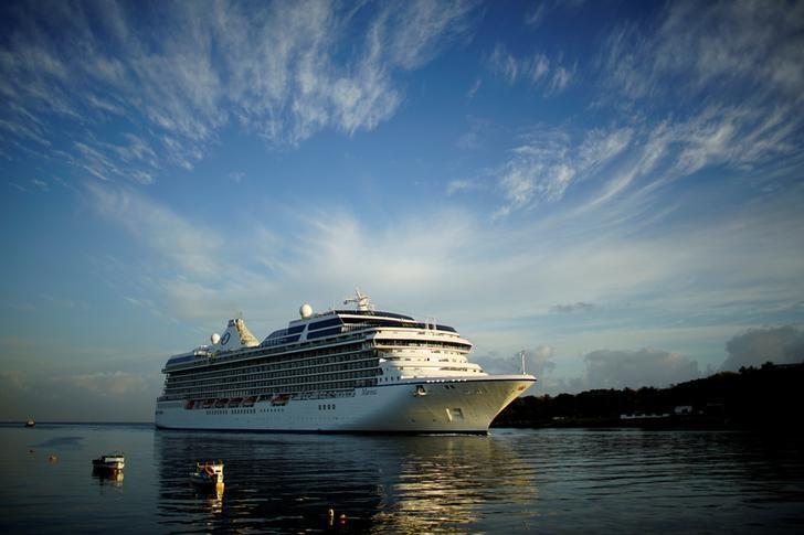 U.S. Norwegian Cruise Line Holdings cruise ship Marina arrives at the Havana bay, Cuba March 9, 2017. REUTERS/Alexandre Meneghini