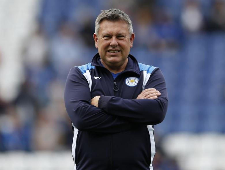 Britain Football Soccer - Leicester City v AFC Bournemouth - Premier League - King Power Stadium - 21/5/17 Leicester City manager Craig Shakespeare before the match Action Images via Reuters / Andrew Boyers Livepic