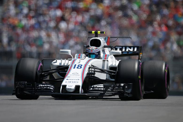 Formula One - F1 - Canadian Grand Prix - Montreal, Quebec, Canada - 10/06/2017 - Williams' Lance Stroll in action during the qualifying session. REUTERS/Chris Wattie
