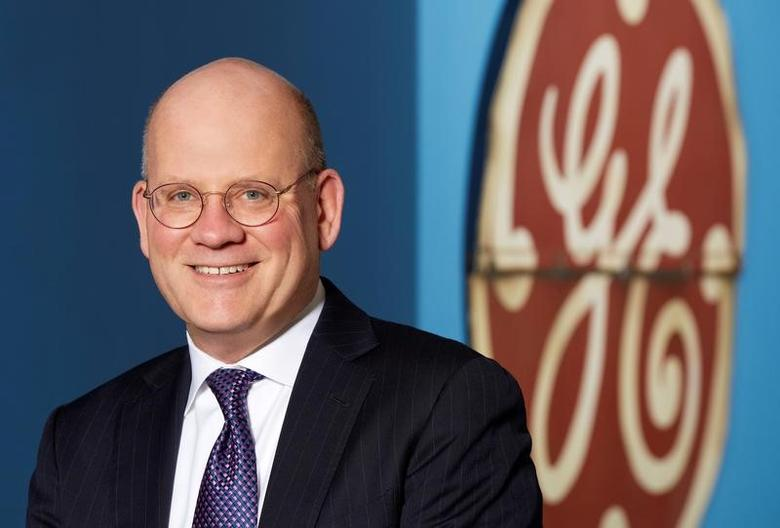 General Electric Co's incoming chief executive John Flannery is shown in this undated handout photo provided June 12, 2107.  Courtesy General Electric/Handout via REUTERS