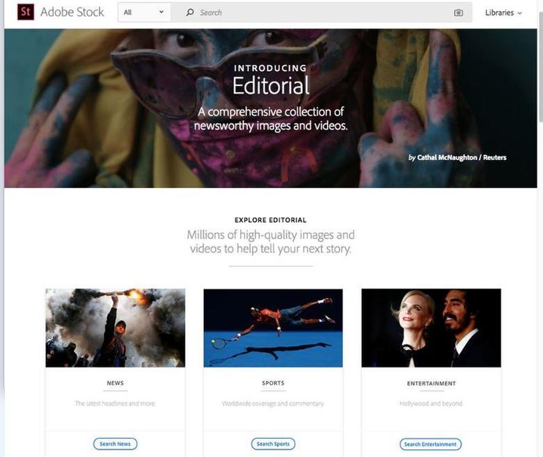 Adobe Stock Editorial