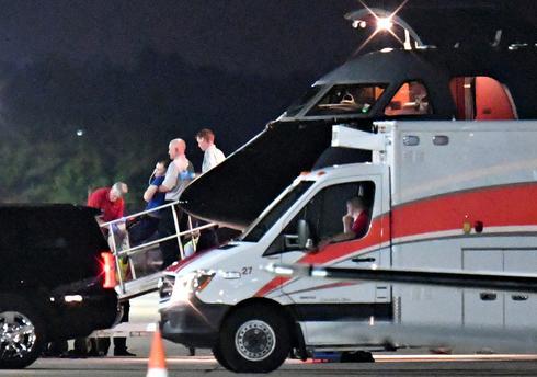 North Korea frees U.S. student in coma
