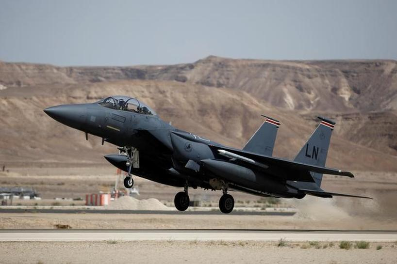 Qatar says fighter jets deal shows deep U.S. support
