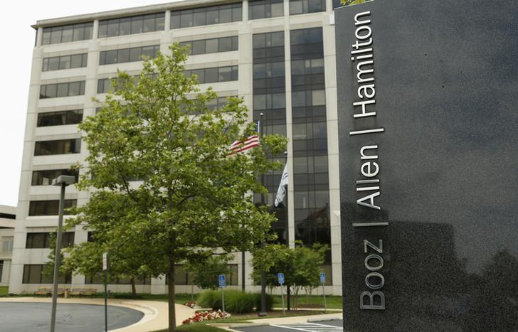 Booz Allen Hamilton Says Doj Investigating Its Accounting Practices
