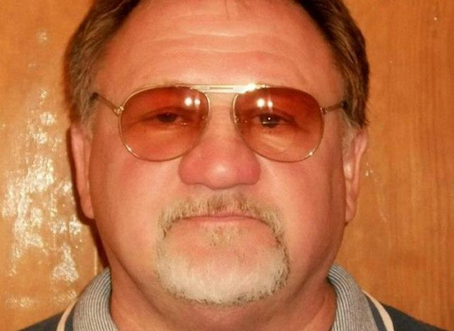 James Hodgkinson of Belleville, Illinois is seen in this undated photo posted on his social media account.   Social Media via REUTERS