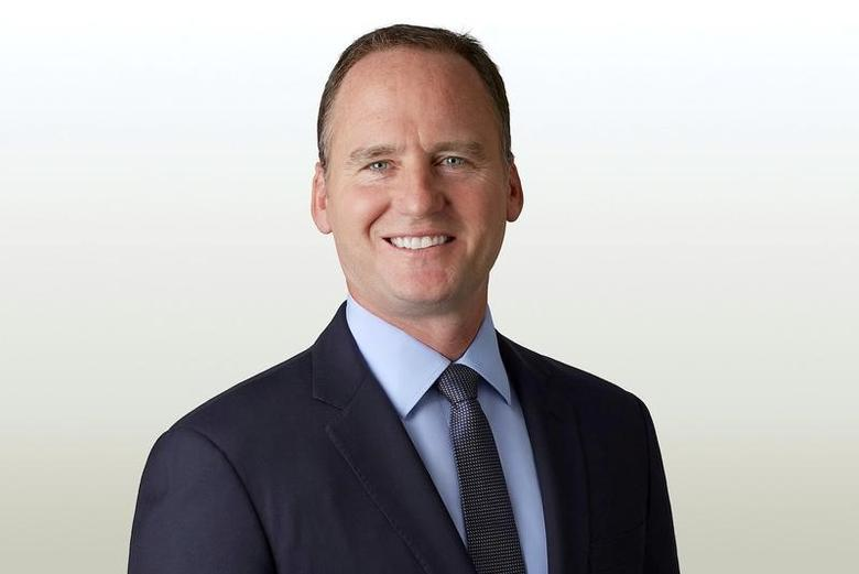 A handout photo dated April 19, 2017 shows Ken MacKenzie, a former Australian packaging executive, who has been named as mining giant BHP Billiton's next chairman.      BHP/Handout via REUTERS