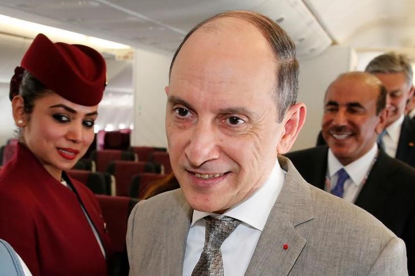 Airshow: Qatar Airways CEO sticks to fleet, route growth despite rift