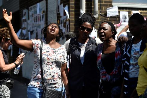 After the Grenfell fire