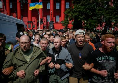 Ukraine Pride faces protests
