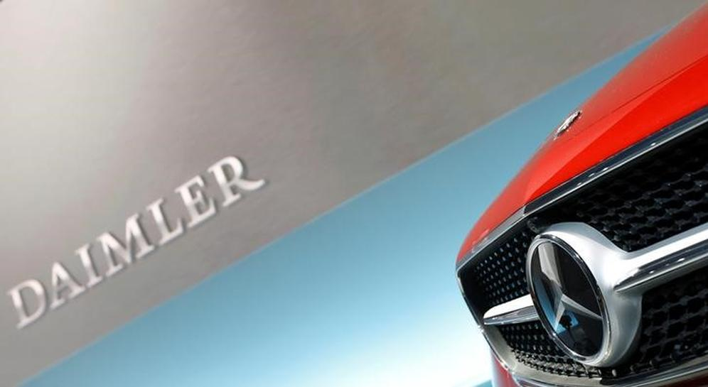 Dispute at key German plant could hit Daimler output