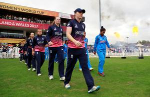 Women's Cricket World Cup - England vs India (15)