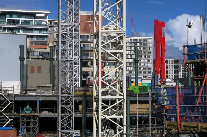 Soaring building costs sound sour note for 'rock star' New