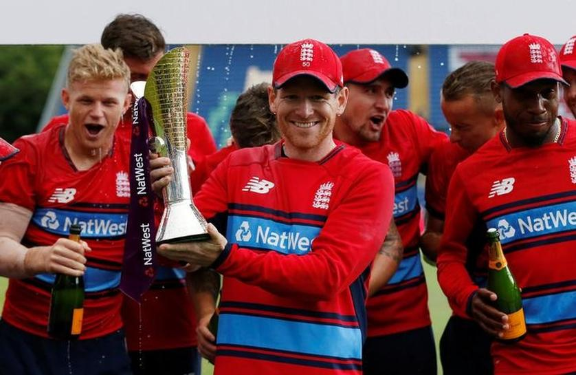 Cricket-England's Morgan defends skipping series decider