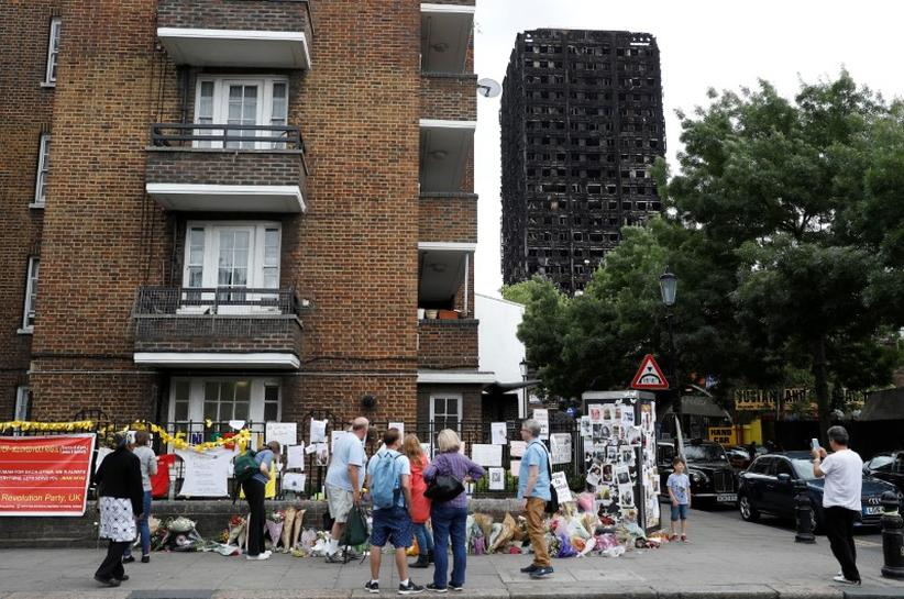 Arconic tumbles on news it sold flammable panels used at Grenfell