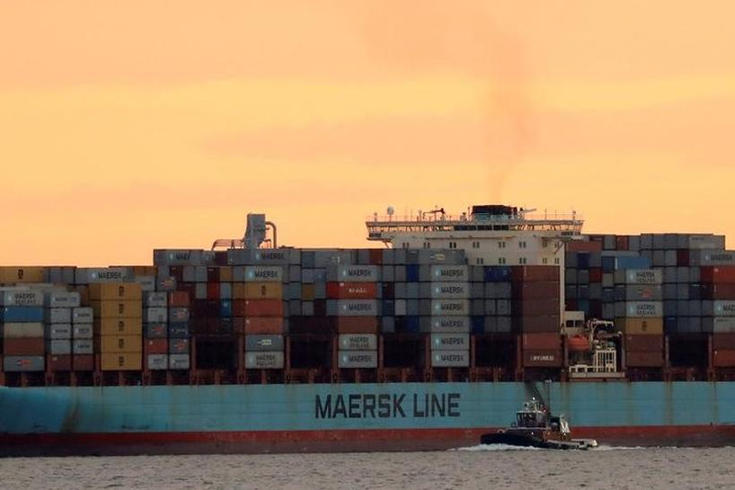 Global shipping feels fallout from Maersk cyber attack - Reuters