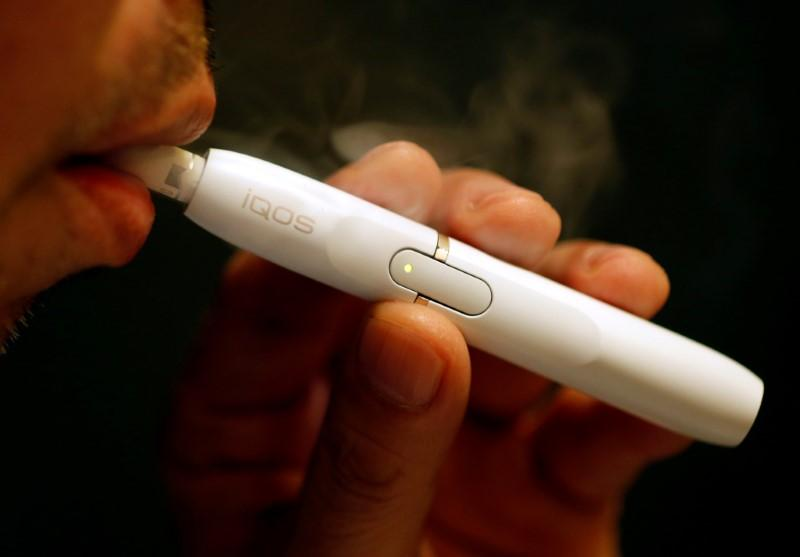 Tobacco group Philip Morris sees iQOS as key to smokeless