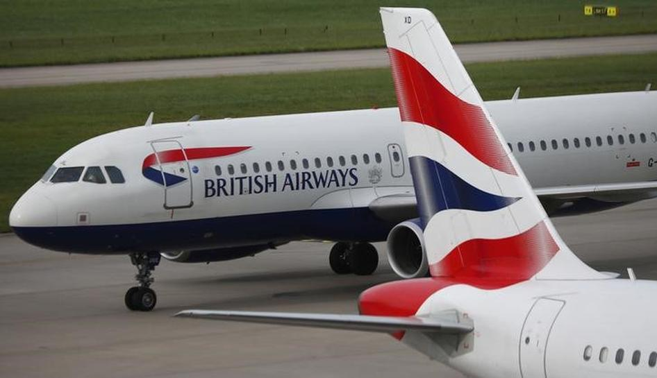 British Airways cabin crew begin two-week strike in pay dispute